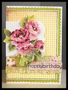 card by Kristen Swain