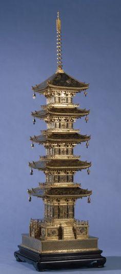 Tier Pagoda