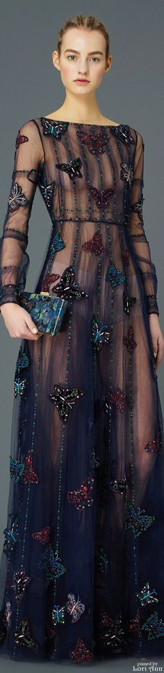 Valentino Pre-Fall 2015 Love looking at Valentino collections