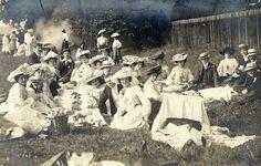 An Edwardian picnic