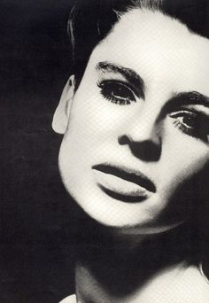 Julie Christie by David Bailey