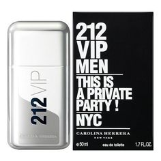 Carolina Herrera 212 Vip Men perfume review - Best cologne conquer the hearts of women