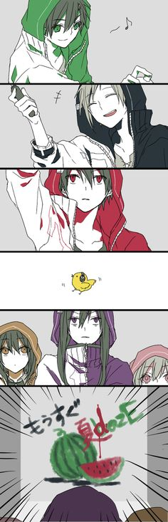 Kagerou Project | NK