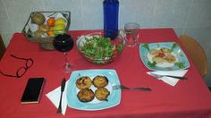 #anabelycarlos desde casa y con un menú exquisito, gentileza del cocinero de casa!! Si gusta?? Estais invitado@s!! #comidasana #parejafeliz