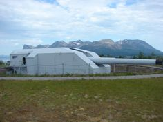 Coastal battery Trondenes, Harstad, Norway. The only 40,6cm SK C/34 battery still remaining. After WW2 used by the Norwegian Army till 1964. The battery is on a closed militairy zone. Guided tours are organised.