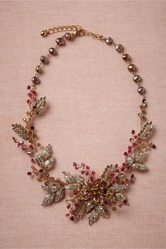 Cool Seasons Necklace from BHLDN