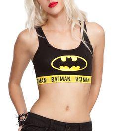 Falda tutú y blusa deportiva estilo Batman