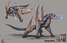 Creature Spot - The Spot for Creature Art, Artists and Fans - Monster Hunter fandesign