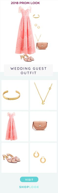 The perfect outfit for prom. Discover outfit ideas for wedding guest made with the shoplook outfit maker. How to wear ideas for Antimatter Lipstick - Meteor and Brown Nude Palette Prom Looks, Sydney Evan, Zuhair Murad, Marc Jacobs, Create, Wedding, Outfits, Women, Fashion