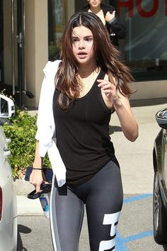 Sports Discover Celebrity Outfit 285 Best Of February 28 Selena Leaving Hot Pilates In Los Angeles Ca Hot Pilates Selena Gomez Pictures Marie Gomez Beautiful Celebrities Hot Girls Sexy Women Celebs Actresses Female Look Legging, Selena Gomez Photoshoot, Selena Gomez Pictures, Girls In Leggings, Celebrity Outfits, Beautiful Celebrities, Girl Outfits, Sexy Women, Health And Fitness