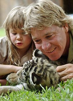 One can make the difference... He really did it and gave Animal care the biggest importance... Allways remembered, Steve Irwin