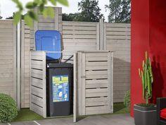 Neo 2er- Mülltonnenbox, 1335 | Mülltonnenboxen | MESEM.de - 330€