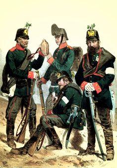 Brandenburger Jäger Feldzug 1864 - Brandenburgisches Jäger-Bataillon Nr. 3 – Wikipedia