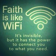 Faith is like wifi. christian inspiration, truth, inspirational quotes, sayings, Bible Inspirational Bible Quotes, Lds Quotes, Bible Verses Quotes, Faith Quotes, Scriptures, Bible Quotes For Women, Quotes About Strength Bible, Bible Verses For Teens, Rumi Quotes