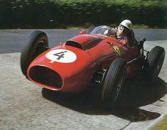 Ferrari F1, Wolfgang von Trips
