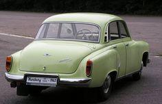 '63 Wartburg 311 (genannt: Dreielfer)