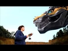 One Step Optimus Prime i  Grimlock - Transformers 4 -  PL