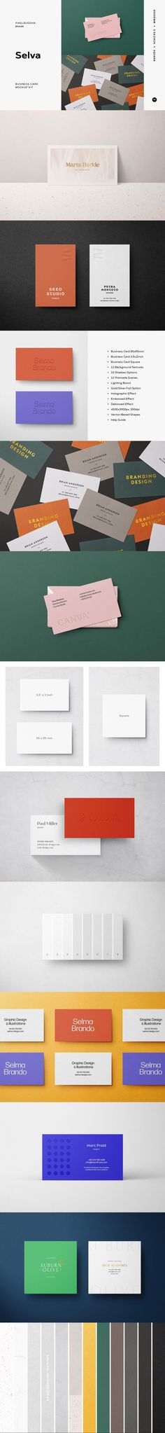 Selva: Business Card Mockup Kit #business #postcard #showcase #station #logo #town #mockup #embossed #TemplateDesign #creator #grunge #mockup #psd #design #paste #card #tropical #boxes #pat Plastic Texture, Postcard Template, Shadow Play, Three Words, Business Card Mock Up, Mockup Templates, Corporate Identity, Paper Texture, Textured Background