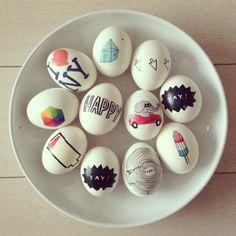 Tetovált tojás