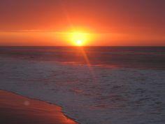 Simply Beautiful. Playa Mancora, Peru.