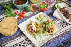 We've never met anyone who doesn't love tacos. Have you? We didn't think so. This week, we're showing you how to throw together a build-your-own taco bar. Whether you're gathering your family around the table for your weekly taco night or are planning a fun dinner party with friends, a taco bar is a guaranteed …
