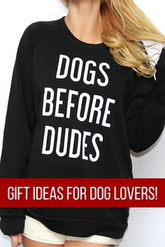 Browse our best gifts for DOG LOVERS at http://bit.ly/1Qc6XKC!