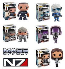 Mass Effect Funko Pop Vinyl Figures - Now Retired - Choose Your Own