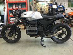 bmw k75 rt cafe racer | things with wheels | pinterest | bmw