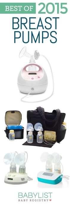 Breastfeeding? Need some advice? Here are our picks for the best breast pumps of 2015 - based on our own research + input from thousands of parents. There is no one must-have pump. Every family is different. Use this guide to help you figure out the best one for you and your baby.