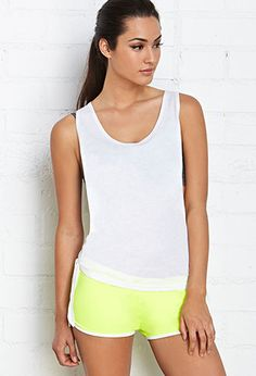 Knotted Workout Tank | FOREVER21 - 2000061743