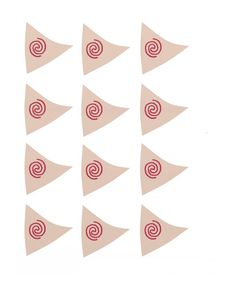 This is a digital download. Simply download, print and use. This comes with 1 PDF file that has 12 boat sails per page. Each sail is approx 2 inch by 2 inch. To assemble; print on cardstock for durability. Cut out each sail and attach to a toothpick. Poke into the tops of each cupcake. Personal use only.