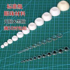 .92 for 24mm, BJD Eyeball DIY - Taobao Ball Jointed Dolls, Bjd, Bracelets, Jewelry, Jewlery, Jewerly, Schmuck, Jewels, Jewelery