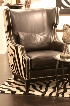 Giraffe Print Chair Folding Weight Limit 118 Best Animal Chairs And Sofas Images In 2019 Western Zebra Nailhead Trim Replace The With Cowhide Yes