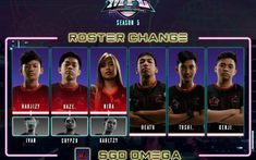 Roster Changes of Direct Invite Teams in MPL - PH Season 5: The Previous Top 4 Teams Invite, Invitations, Greed, Lineup, Ph, Study, Change, Seasons, Studio