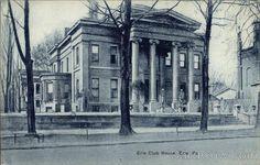 Erie Club House