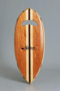 Siebert Woodcraft Surfboards / Hollow Wooden Surfboards