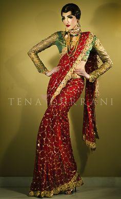 Saffron Sun (B38) Book an Appointment: http://www.tenadurrani.com/saffron-sun-2 For queries, orders and appointments inbox us, email at info@tenadurrani.com or contact +92 321 232 4600. #tenadurrani #designerwear #shopnow #Omorose #FPW15 #bridals #weddings #pakistaniweddings #brides #weddingwear #Swarovski #crystals #sari