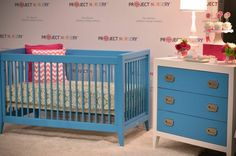 LOVE this nursery set from Newport Cottages, one of our best sellers! Comes in so many colors, you'll find one that's perfect for you!