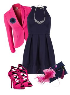 """""""Wedding outfit"""" by pollydickson ❤ liked on Polyvore"""