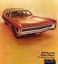Plymouth Station wagon