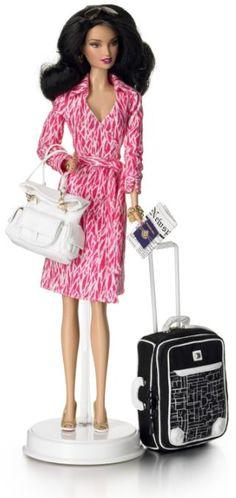 DVF Barbie