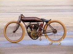 1915 Indian Board Racer