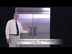 True T-49 Refrigerator for all of you with a commercial kitchen!