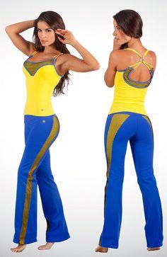 Protokolo sexy activewear