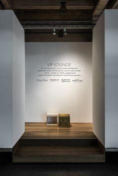 Calvin Klein Home, VIP Lounge, DIFFA, NYC