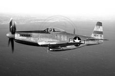 US Army Air Force North American P-51H Mustang 44-64192 Air to Air by The…