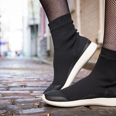 new sock/sneakers are trending