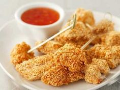 Ricetta Bocconcini di pollo al cocco, da Red_alessia_red - Petitchef
