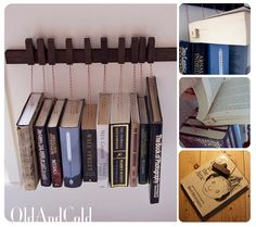 If book storage could be said to have a taste, this would be the small boutique  handmade chocolate truffle.