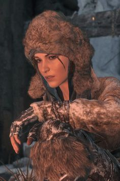 Lara Croft is perfect (RF) Lara Croft: Tomb Raider, Tomb Raider 2018, Tomb Raider Game, Lara Croft Angelina Jolie, Lara Croft Disfraz, Post Apocalyptic Art, Rise Of The Tomb, Nathan Drake, Lara Croft Tomb